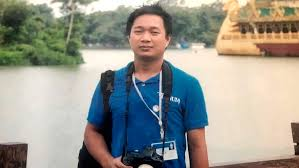 Associated Press Journalist Detained in Myanmar