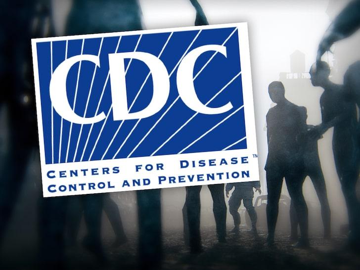 "CDC Releases ""Preptoaredness 101: Zombie Apocalypse"""