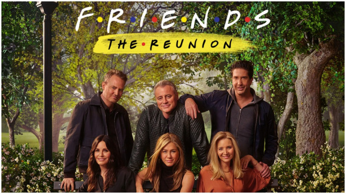 The One With the Reunion of Friends