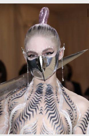 Fashion Worthy Met Gala Masks of 2021