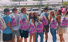 Navigation to Story: Students Share Their First Day of School Thoughts.