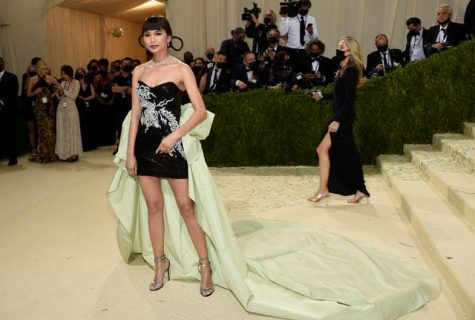 How Your Favorite Celebrity Met Gala Looks Related to the Theme In America: A Lexicon of Fashion