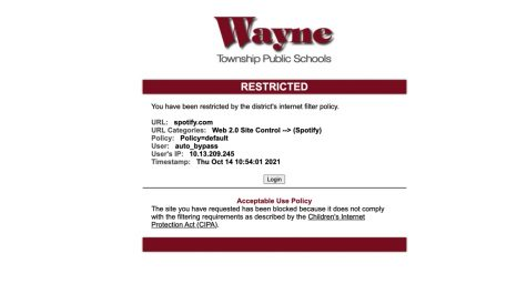 Wayne Hills Restricted Sites Are an Issue and Here is Why
