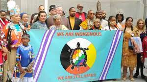 America Celebrates First Indigenous Peoples Day