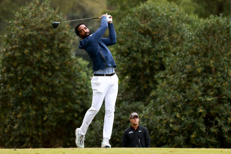 New+Jersey+Native%2C+J.R.+Smith+Makes+His+College+Golf+Debut