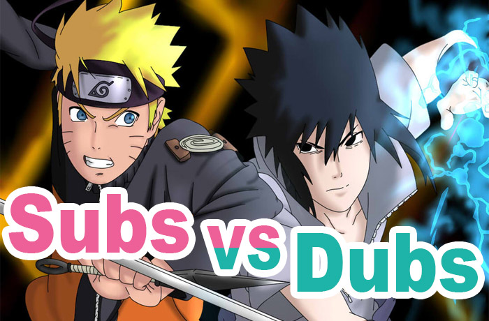 Do You Watch Your Shows Subbed or Dubbed?